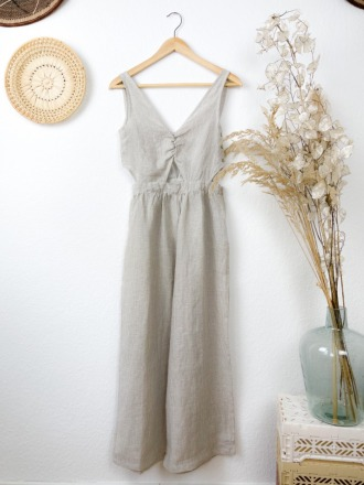 Clo Stories LOUISE jumpsuit light Made