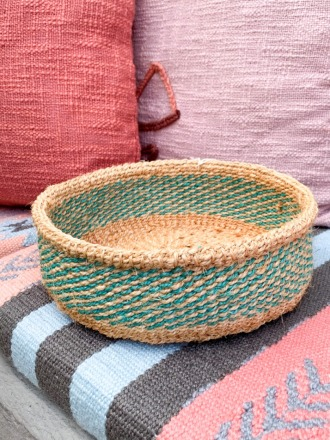 Bread Basket FAIR TRADE AND HANDMADE