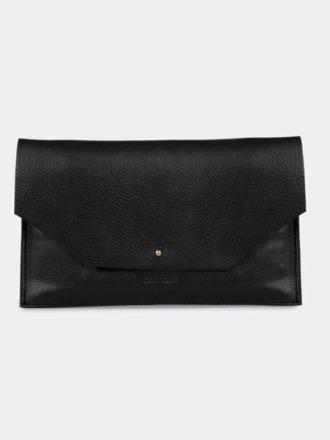 Mia Envelope Black by ann kurz
