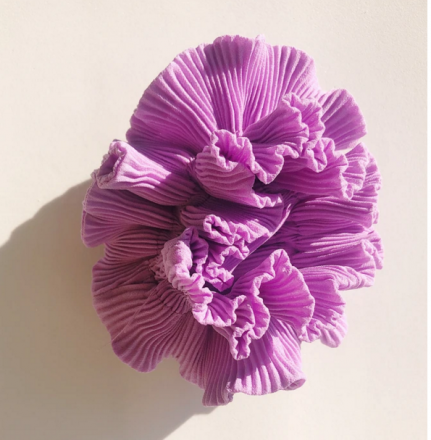 Scrunchies - classic orchid - Hello