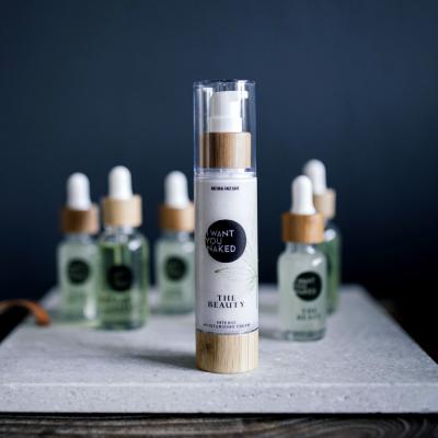 THE BEAUTY Face Cream Intensive Feuchtigkeitscreme