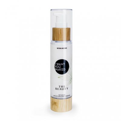 THE BEAUTY Gesichtscreme Bio-Hanfsamenöl Aloe Vera