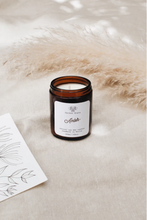 Amber Candle 180ml Garden State Candle