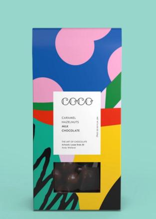 Caramel Hazelnuts - COCO Chocolatier