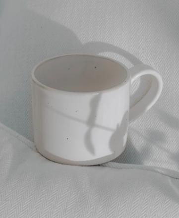 Eulenschnitt TASSE CALM Tasse aus Steingut