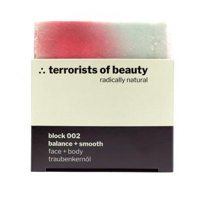 terrorists of beauty seife block