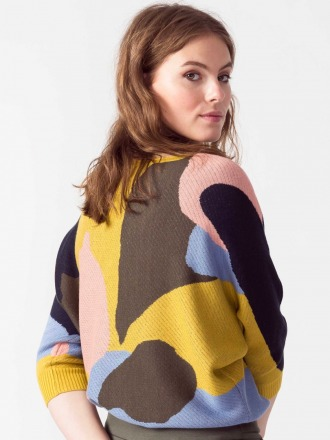 NAIKE SWEATER by SKFK Ethical Fashion