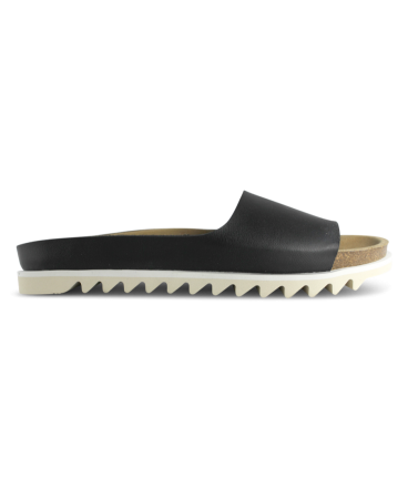ekn - PALM SANDAL BLACK -