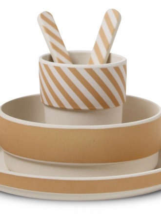 Eef Lillemor Bamboo Eco Dinner Set