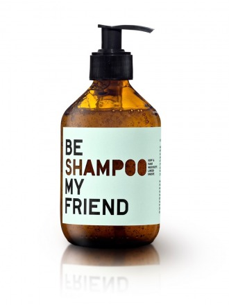 BE SHAMPOO MY FRIEND Haar-Shampoo Linden-Knospe