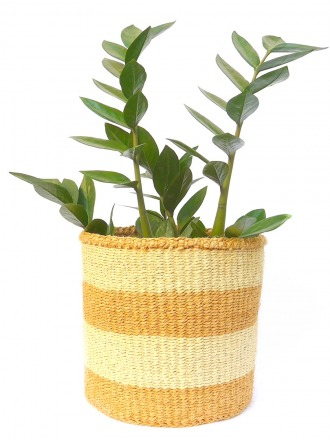Storage Basket Natur/Beige FAIR TRADE AND