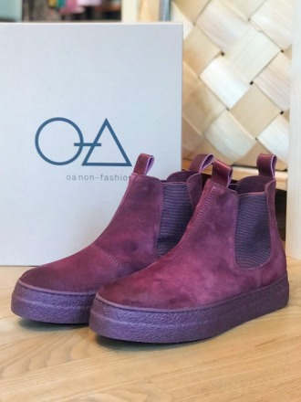 Wow Bordo lined with wool Oanon-fashion