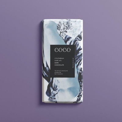 Colombian / Dark - COCO Chocolatier
