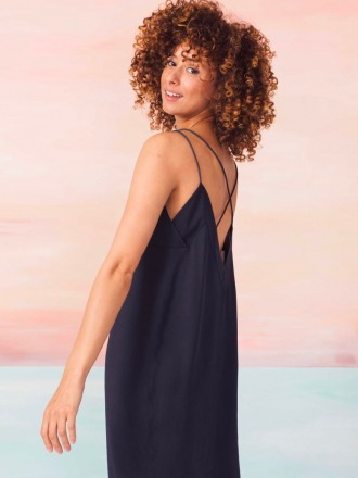 XANDRA DRESS by SKFK Ethical Fashion