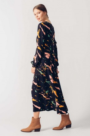 HAIZEA DRESS - SKFK Ethical Fashion