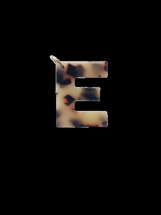 ABC Anhänger E - hello love