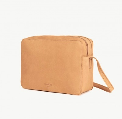 Nadine Shoulder Bag Western Old Orange