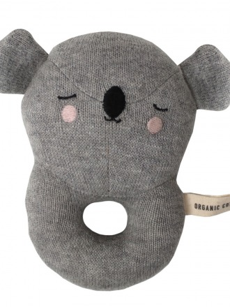 Baby Rattle Koala by Eef