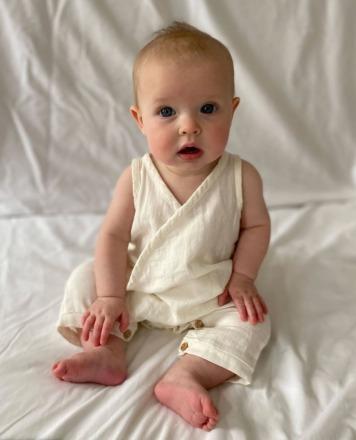 BEAUMONT ORGANIC Evan Organic Cotton Baby