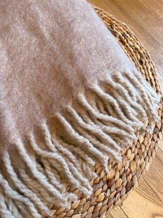 Luhta Home Decke VIRTA -Throw finely-crafted