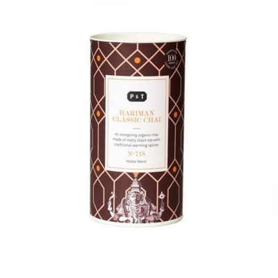 P&T Paper Tea Hariman Classic Chai