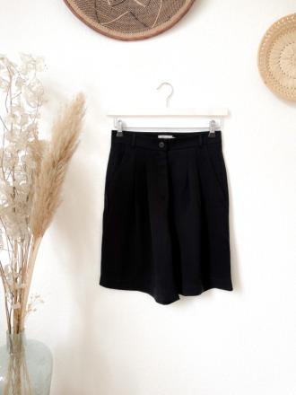 Givn Petra Trousers Black aus LENZING