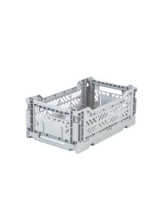AyKasa Mini Storage Box light grey