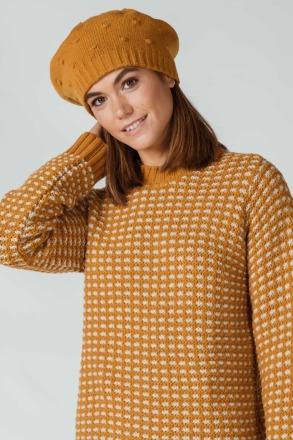 SKFK ARAYA HAT beige Recycled wool