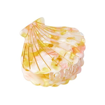 Hello Love Haarclip Shell Pearl Summer