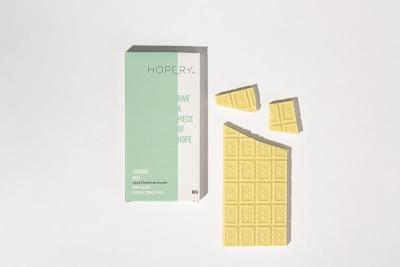 Hopery natural friendly bath chocolate 80g