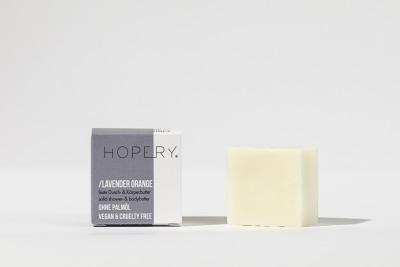 Hopery Dusch- Körperbutter 40g /LAVENDER ORANGE
