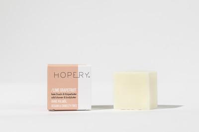 Hopery Dusch- Körperbutter 40g /LIME GRAPEFRUIT