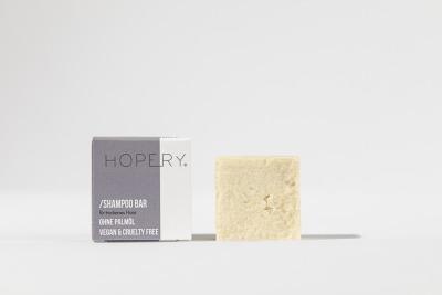 Hopery shampoo bar für trockenes Haar