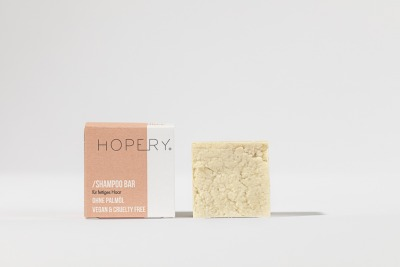 Hopery shampoo bar für normales Haar