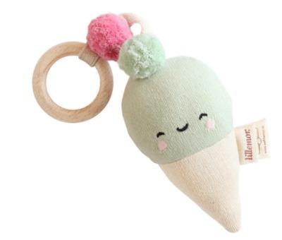 Eef Lillemor Rattle Ice Cream