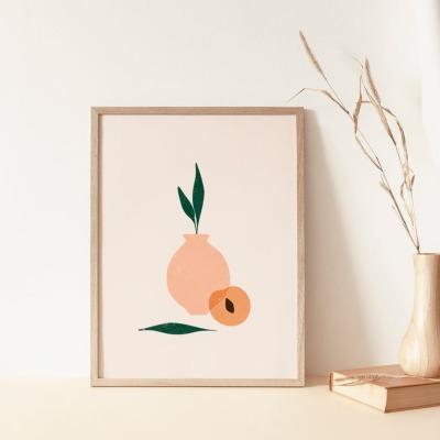 Kunstdruck Abstract Still Life A4 la