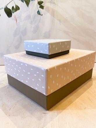 Papierbox - groß