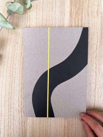 Notizheft - blanco - DIN A5