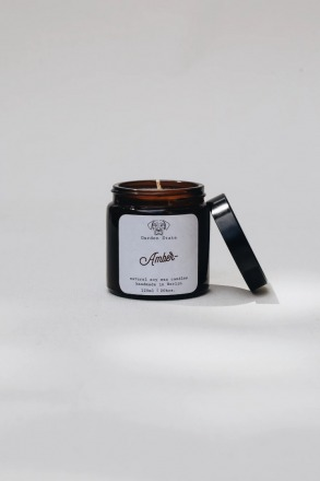 Amber Candle 120ml Garden State Candle