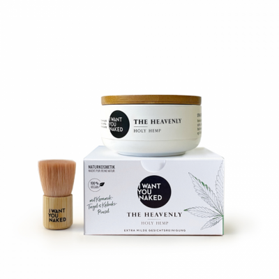 THE HEAVENLY HOLY HEMP Facial Cleansing