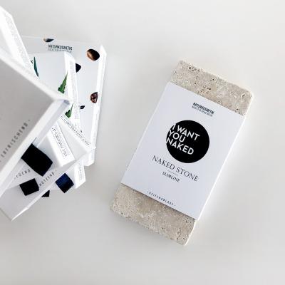 SOAP STONE Seifenablage aus Naturstein WANT