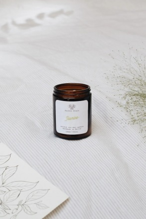 Jasmin Candle 180ml Garden State Candle