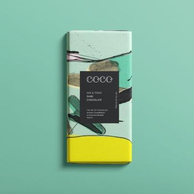 Gin Tonic COMING SOON COCO Chocolatier
