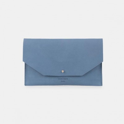 Mia Envelope Western Klein Blue by