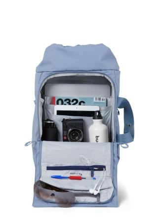 Backpack BLOK medium Kneipp Blue by