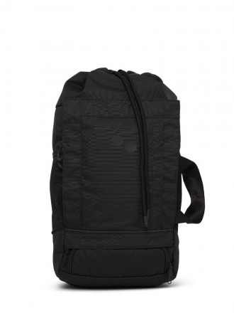 Backpack BLOK medium Rooted Black by