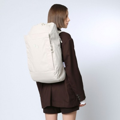 pinqponq Backpack KALM Cliff Beige pinqponq