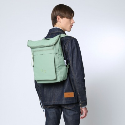 pinqponq Backpack KLAK Bush Green pinqponq