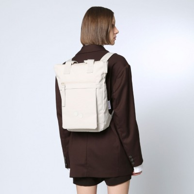 pinqponq Backpack TAK CLIFF BEIGE pinqponq