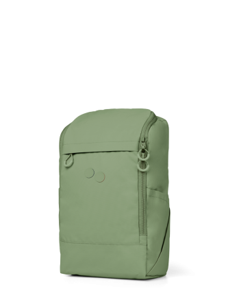 pinqponq Backpack PURIK- Sage green pinqponq